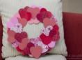 imagen Romántica corona de San Valentín
