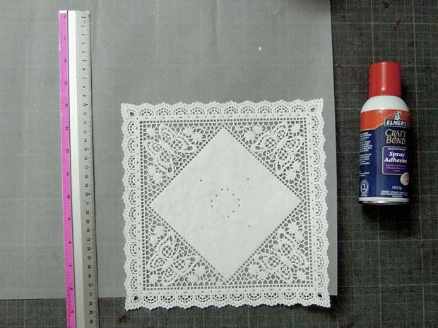 Sobres con blondas de papel 2