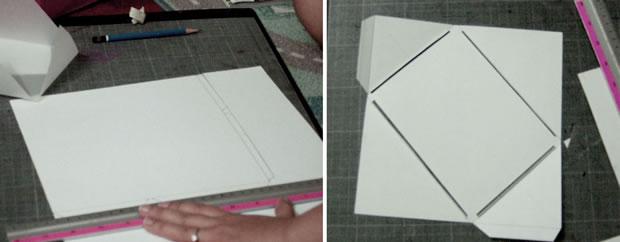 Sobres con blondas de papel 3
