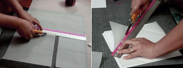 Sobres con blondas de papel 4