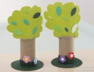 imagen Sorpresas para cumpleaños con tubos de cartón