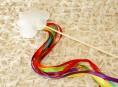 imagen Varitas arcoíris para niños