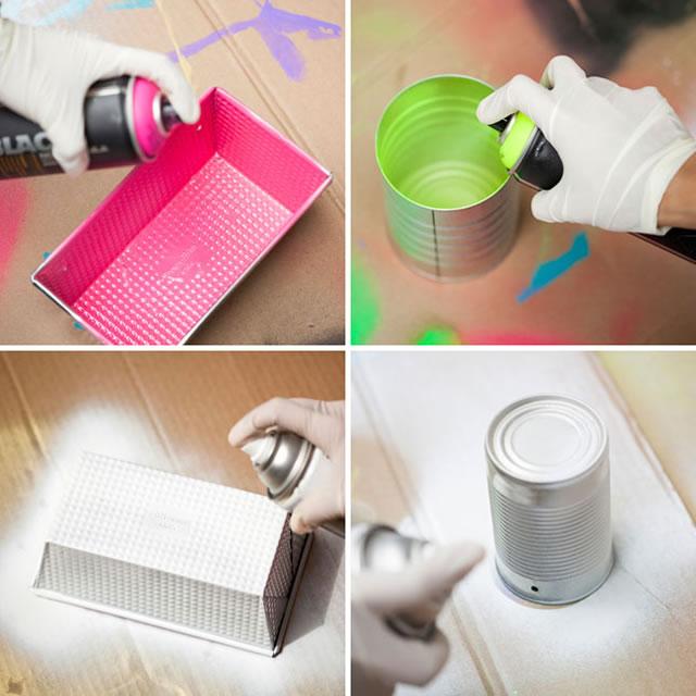 Accesorios de escritorio reciclados y colgantes gu a de - Accesorios para escritorio ...