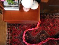 imagen Cómo ocultar cables de forma decorativa