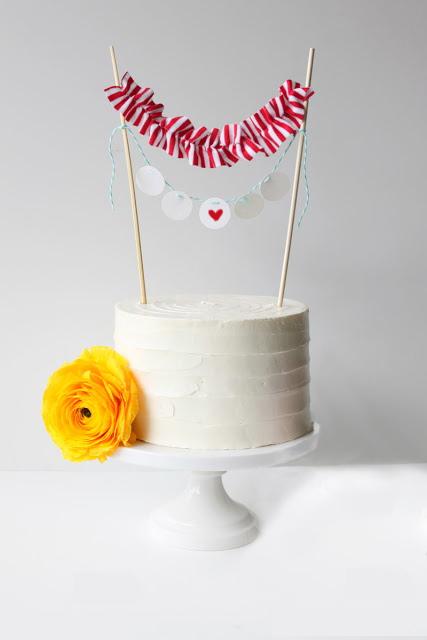 Decoración tortas 1