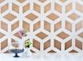 imagen Diseño geométrico para paredes