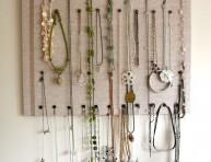 imagen Expositor y organizador de bijouterie DIY