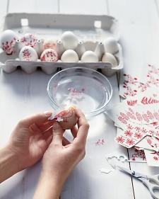 Huevos decorativos 3