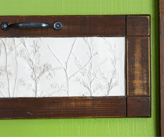 Arte con yeso 9