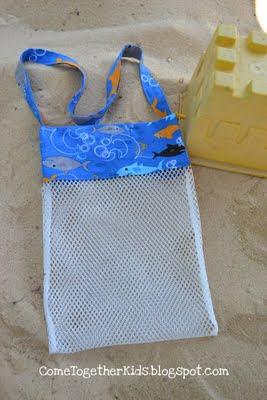 Bolsa de playa para peques 1
