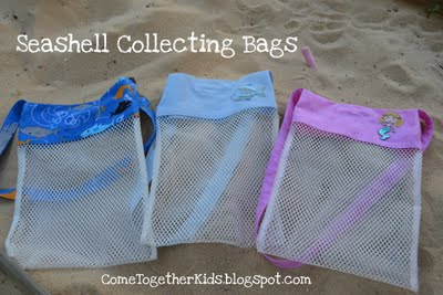 Bolsa de playa para peques 11