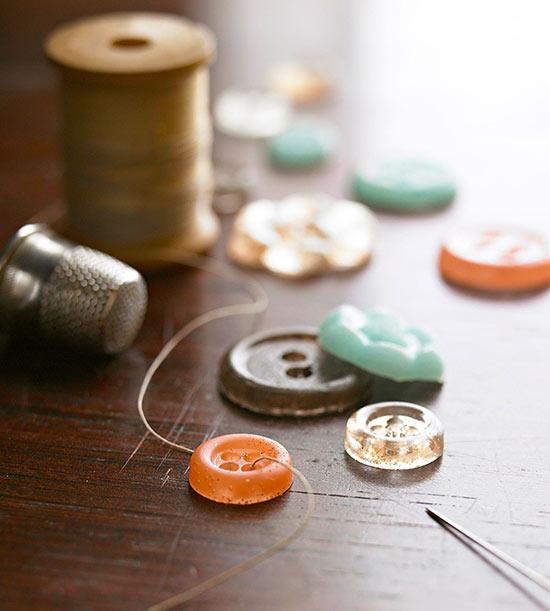Botones de resina 1