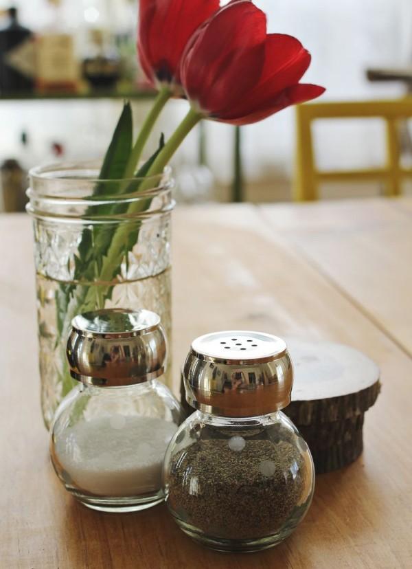 Manualidades con vidrio gu a de manualidades - Saleros originales ...
