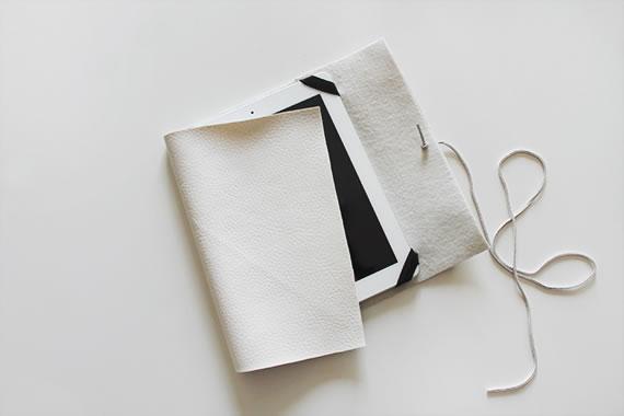 Funda para tablet DIY 1