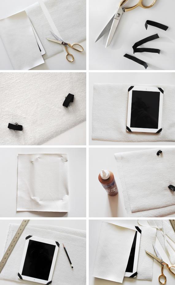 Funda para tablet DIY 2