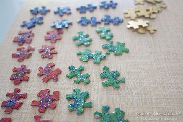Guirnalda de puzzles 3