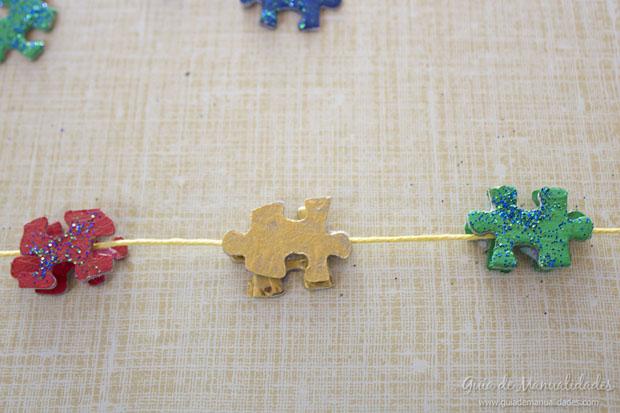 Guirnalda de puzzles 5