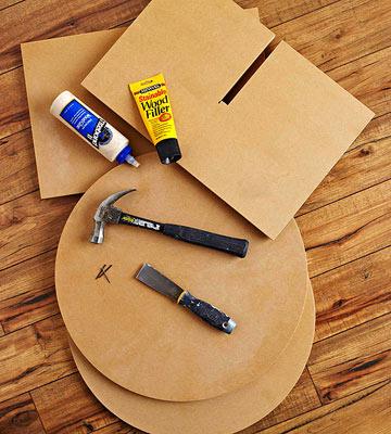 Mesa de living DIY 2