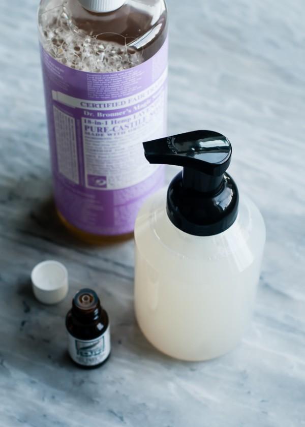 Limpiadores naturales para el baño 1