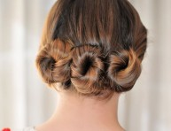 imagen Peinado fácil y con estilo