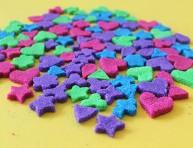 imagen Terrones de azúcar a todo color
