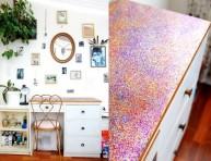 imagen Dale brillo y color a tu viejo escritorio