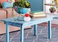 imagen Técnica de pintura para envejecer muebles de madera