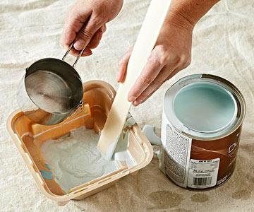 T cnica de pintura para envejecer muebles de madera gu a for Pintura para muebles