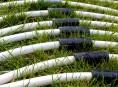 imagen Arcos con tubos PVC para los peques