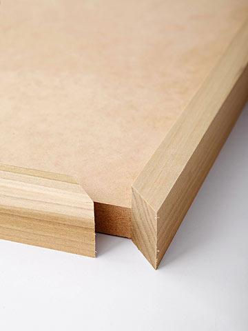 C mo hacer un cabecero de madera gu a de manualidades - Como hacer un altillo de madera ...