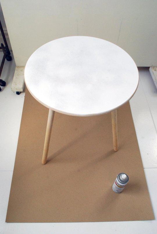 Pintar falso mármol 2