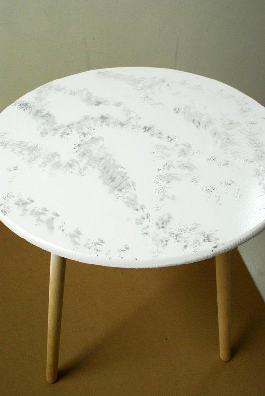 Pintar falso mármol 4