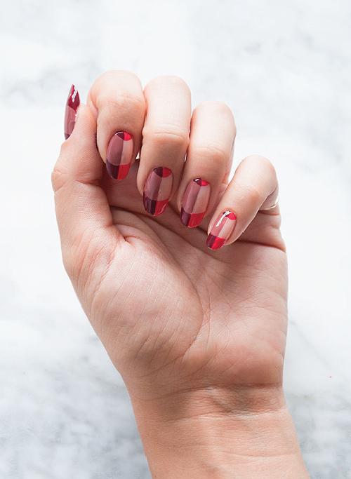 Diseño elegante para tus uñas - Guía de MANUALIDADES