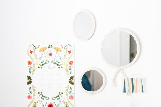 Espejos con cuerdas 1