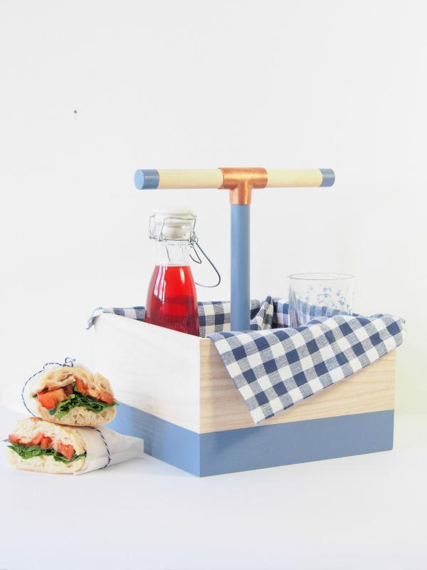 Caja de picnic DIY 1