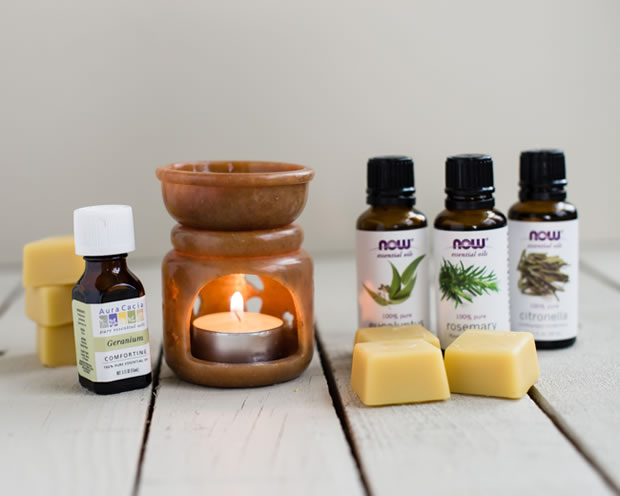Cera aromatizada para difusores gu a de manualidades - Aromas para velas ...