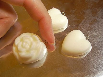 Collar de porcelana fría casera 9