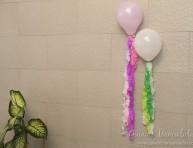 imagen Decoración fácil para globos