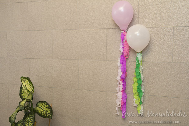 Decoración globos 1