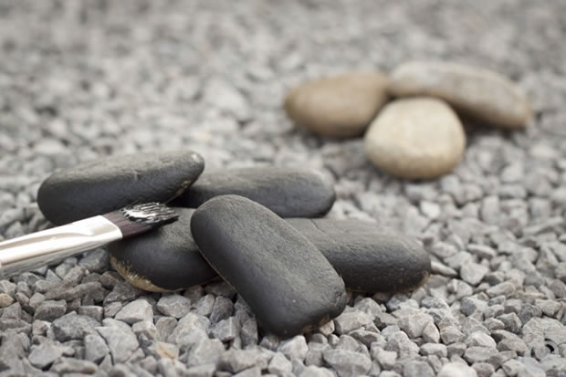 Dominó con piedras 2