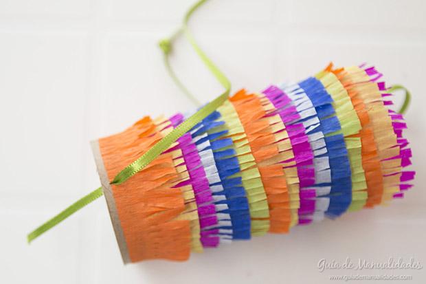 Mini piñatas DIY 13
