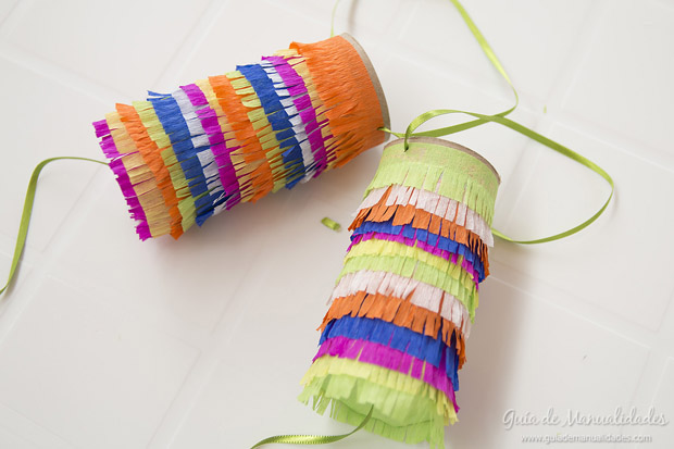 Mini piñatas DIY 15