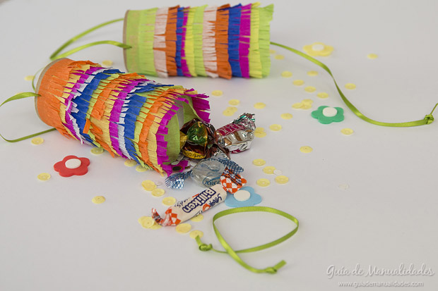 Mini piñatas DIY 16