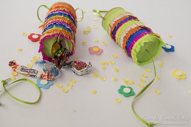 Mini piñatas DIY 17