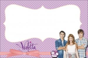Tarjetas de Violetta 5