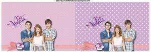 Tarjetas de Violetta 6