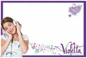 Tarjetas de Violetta 7