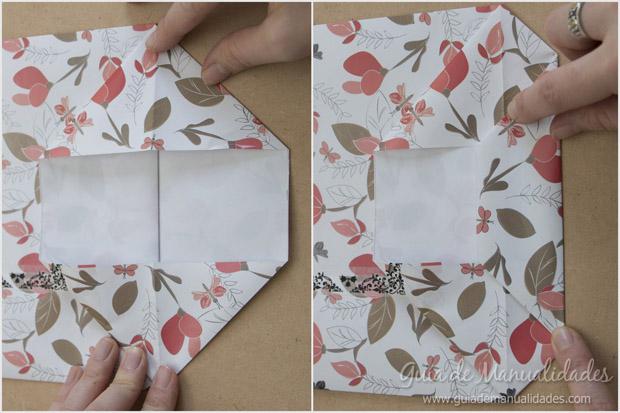Bolsas para regalos diy gu a de manualidades - Como decorar bolsas de papel ...
