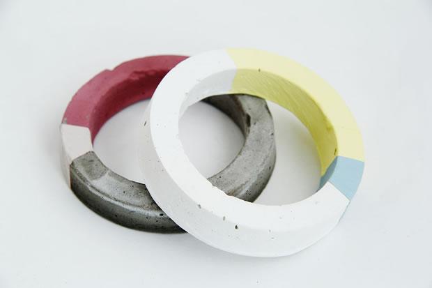 Pulsera de cemento 1