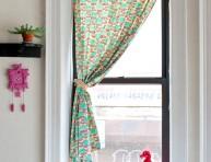 imagen Cómo hacer una cortina en minutos